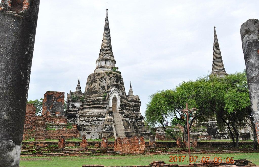 Partez à la découverte des ruines d'ayutthaya